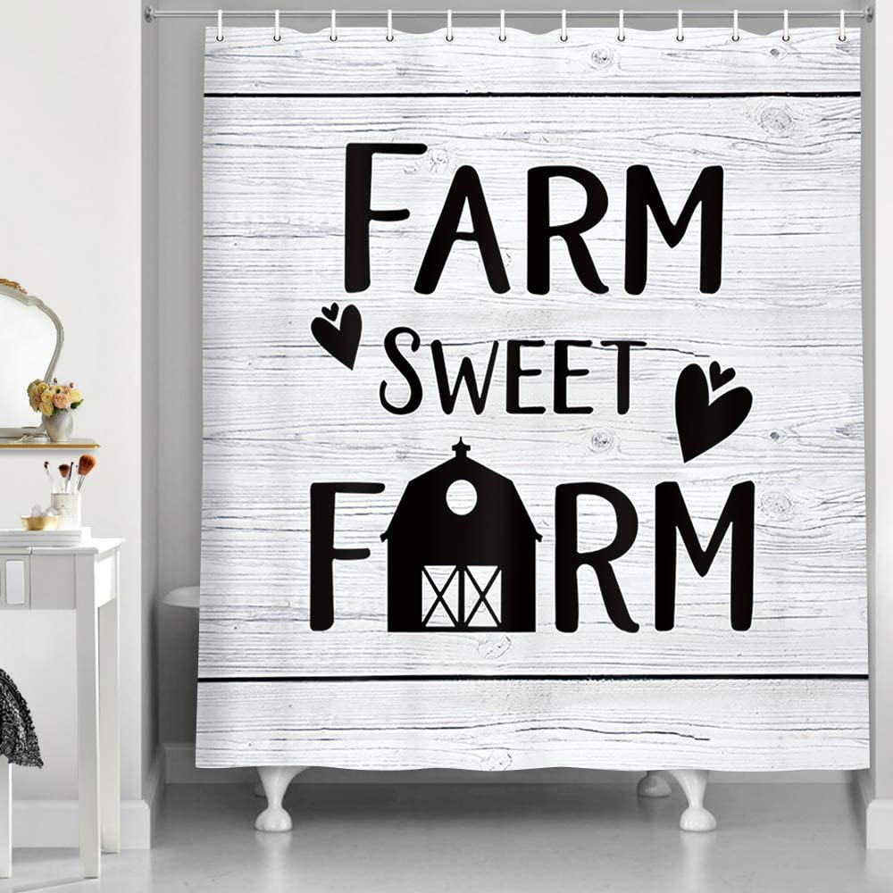 On the Farm Bathroom Collection Country Rooster Rustic Barn Farmhouse Style