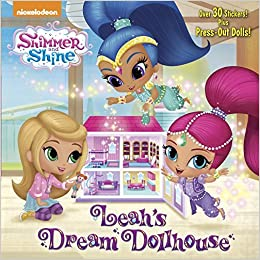 Leah's Dream Dollhouse (Shimmer and Shine) (Pictureback(R)) by Mary Tillworth (2016-07-26)