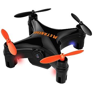 Metakoo Bee pro Mini Drone con camara y pantalla WiFi 6 Axis ...