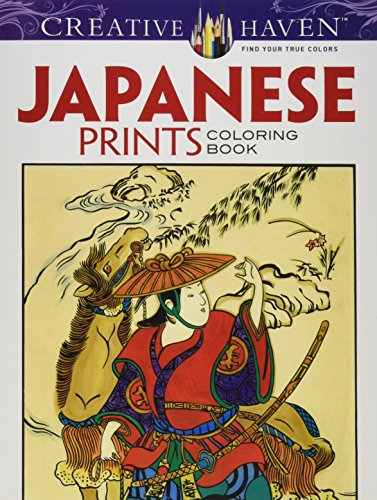 Dover Publications-Japanese (Spring Coloring Pages To Print)