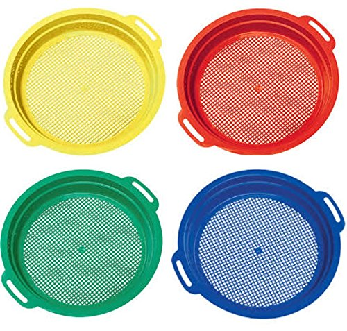 Kolt Mining Sand Sifter (Set of 4)