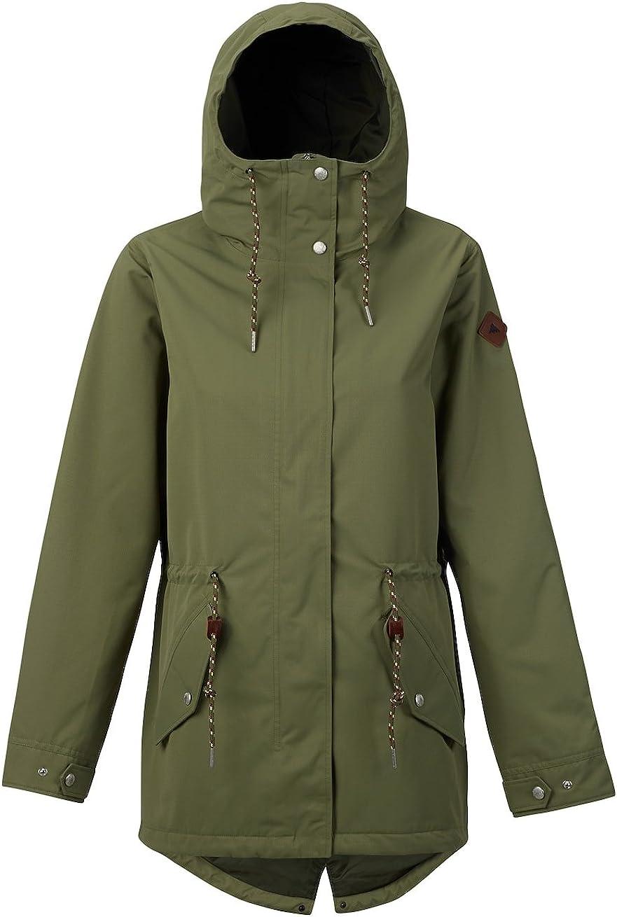 Burton Damen Sadie 2L Jacket Lichen Green XL