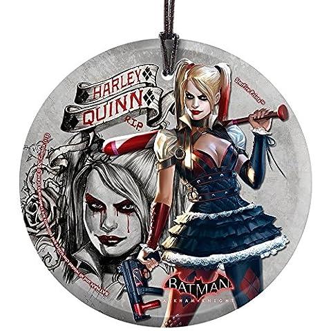 Amazon.com: DC Comics Harley Quinn (Arkham Knight) Starfire ...