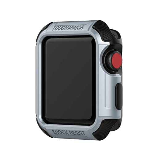 watch 87c91 681b2 Series 4 44mm Super Silm PC Hard Case iWatch 360 Full Screen Protective  Anti-Scratch Apple Watch Case 42mm Series 3/2/1