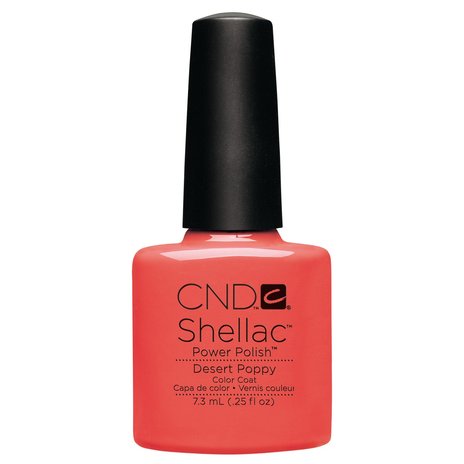 Creative Nail Design Shellac UV Color Coat, 25 Ounce