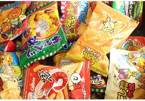 カルビーミニスナック&人気の菓道太郎スナックセット(9種・計44コ) おかしのマーチ