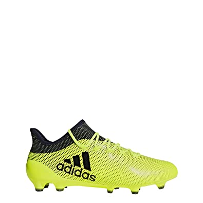 factory price 618e9 c2a56 Amazon.com  adidas Copa X 17.1 FG Cleat - Mens Soccer Yellow