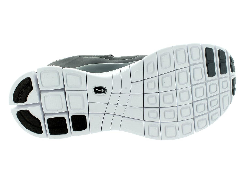 Nike Menns Gratis 5.0 Svart / Hvit / Antrasitt Løpesko ok3azkB