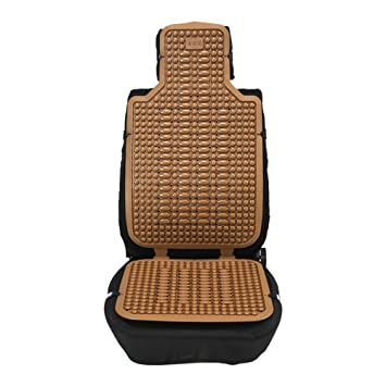 Amazon.com: Plastic Cool Seat Cushion -18x18x31 inches,Auto Interior ...