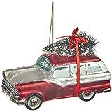 Goodwill Auto mit Baum Christbaumschmuck