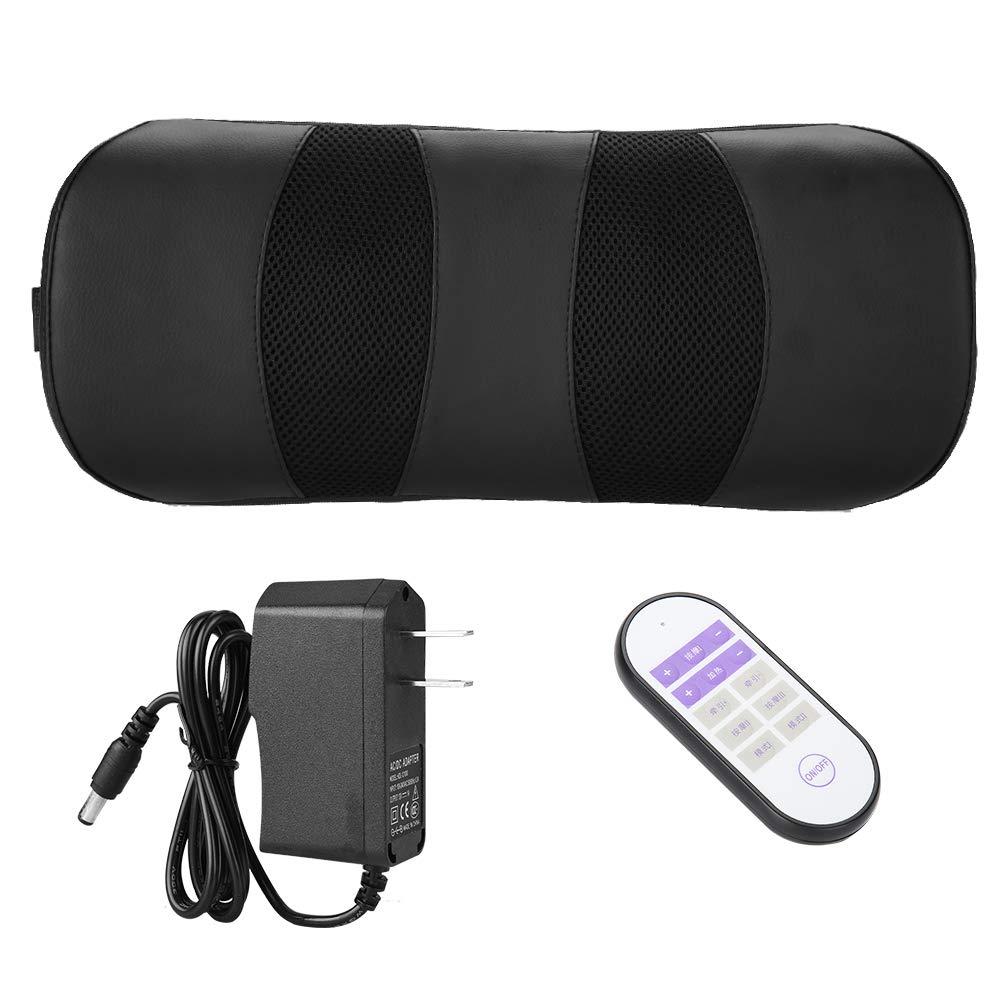 Amazon.com: Cojín de masaje lumbar, almohada de masaje ...