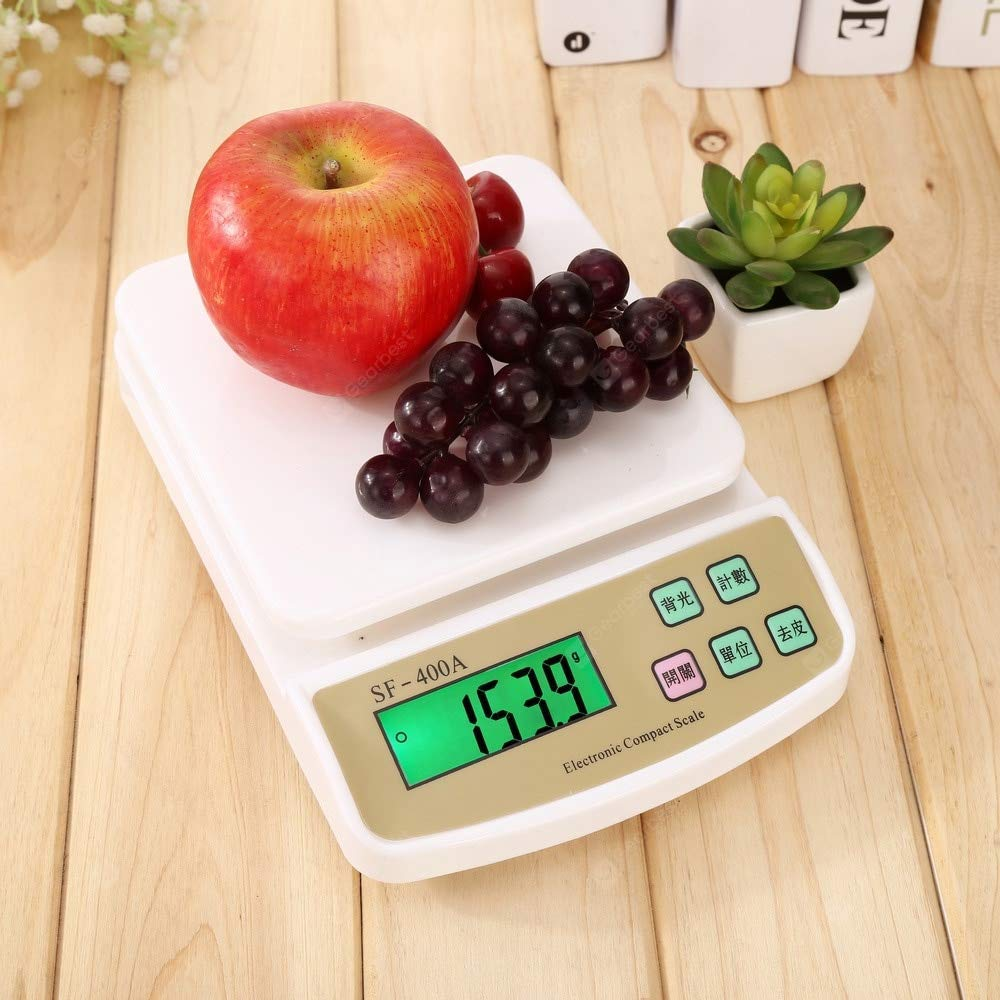 Best Top Selling – Kitchen Scale Digital Multipurpose Weight Machines (10 Kg)