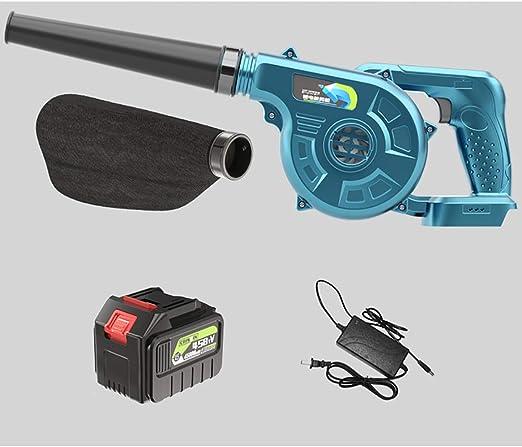 Soplador Electrico secador de pelo recargable, soplador y ...
