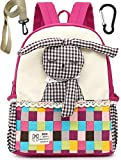 Children Toddler Backpack Preschool Safety Harness Rabbit Bunny for Girls(Pink)