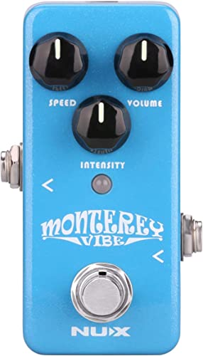 NUX Monterey Vibe Guitar Effects Pedal