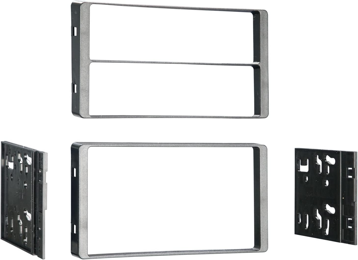 Metra 95-5600 Double DIN Installation Kit for select 1995-2008 Ford/Mazda/Mercury Vehicles