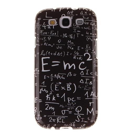 30 opinioni per HUANGTAOLI TPU Case Cover Custodia in silicone per Samsung Galaxy S3 i9300/S3