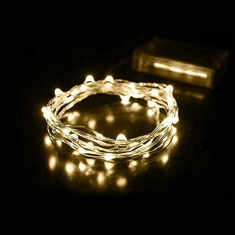 Étanche 30 Balcon Exterieur Décoration Cuivre Noël Guirlandes 3m Lampes Led Lumineuses À Chaine Maison Festival Fil Jardin De Bas Piles IE9eY2WDH