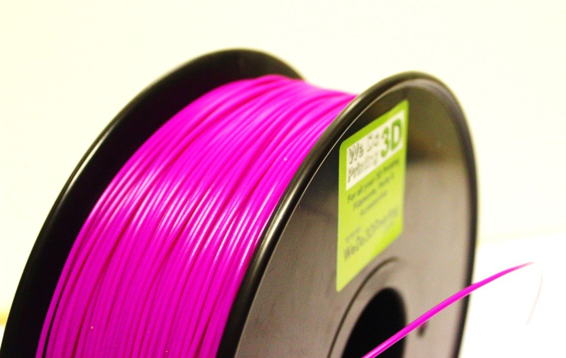 Impresora 3D con filamento de ácido poliláctico (PLA), 1,75 mm ...