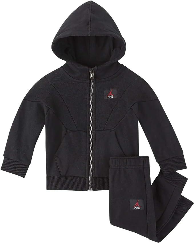 Nike 655991-023 - Chándal para niño, Color Negro: Amazon.es: Ropa ...