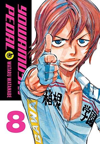 Yowamushi Pedal Vol. 8 (Juvenile Pedals)