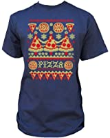 Ugly Pizza Sweater Holiday Tee Shirt