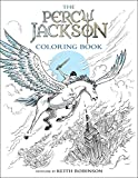 The Percy Jackson Coloring Book (Percy Jackson & the Olympians)