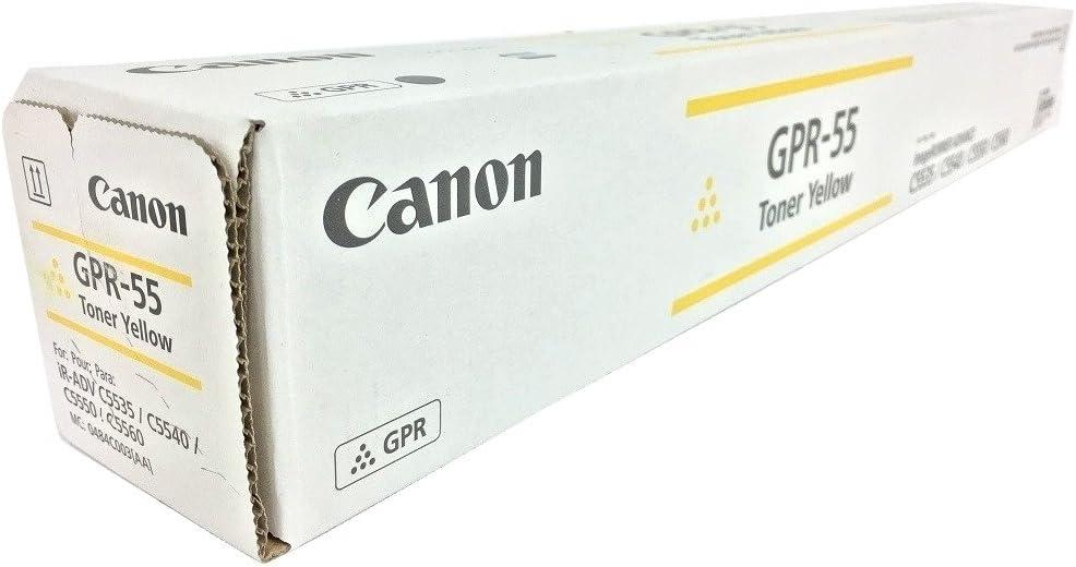 Canon GPR-55L YLW Toner 26K - C5560/C5550/C5540/C5535 0487C003AA