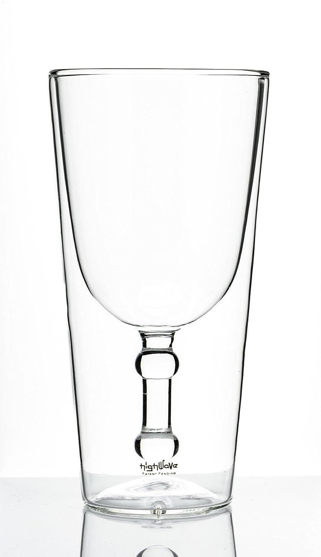 11 oz Clear Highwave W1285 Beer//Spirits Glass