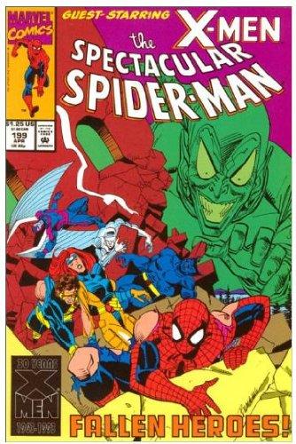 Spectacular Spider-Man Vol. 1 Issue 199 (Vol. 1 Issue 199)