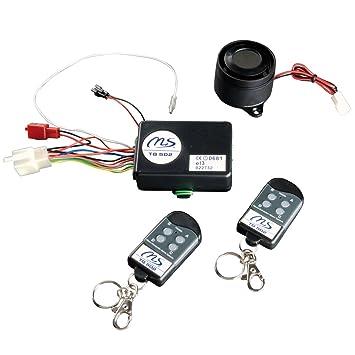M+S TG 502 - Alarma para moto: Amazon.es: Coche y moto