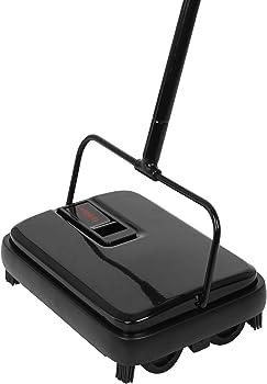 Eyliden Hand Push 4 Edge Brush Carpet Sweeper