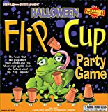 Drews Famous Entertainment Halloween Flip Cup Party Game