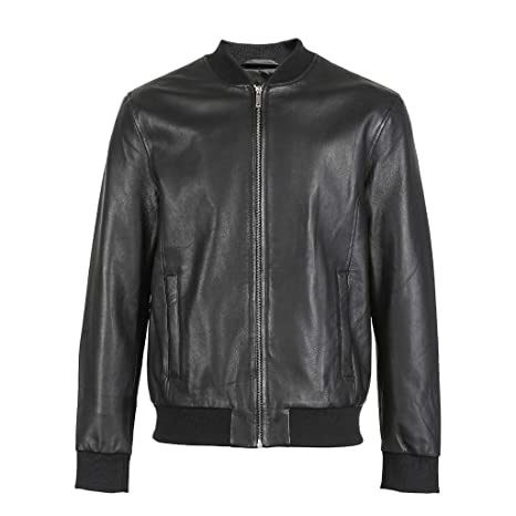hot sale online b4e76 2a85a Cappotti Abbigliamento/Uomo/Giacche Cappot Giacca in Pelle ...