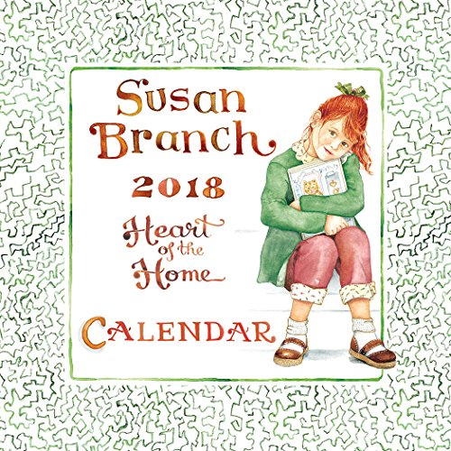 2018 Susan Branch Heart of the Home Mini Calendar
