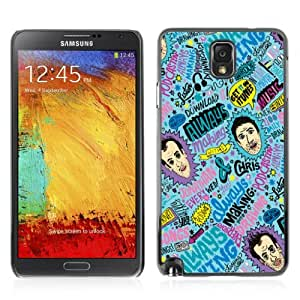 YOYOSHOP [Cool Psychedelic Colorful Pattern] Samsung Galaxy Note 3 Case
