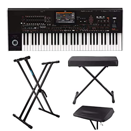 Amazon com: Korg PA4X 61-Key Professional Arranger Keyboard