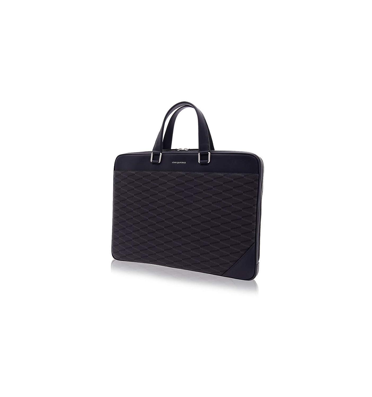 (ルイカトジュ) Louis Quatorze ビジネスバッグ ブリーフケース A4 NICOLAS PETIT (並行輸入品) One Size グレー B07H4MDV2T