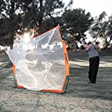 Bownet 7' x 7' Portable Golf Hitting Practice Net (Net Only)