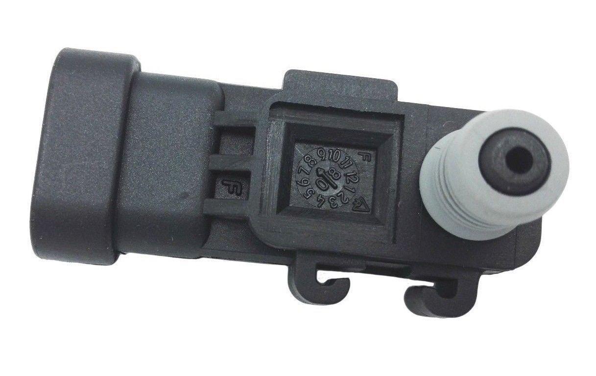 Fuel Vapor Pressure Sensor for Chevrolet Silverado Chevrolet K1500 Chevrolet C1500 Avalanche Cadillac DeVille CTS