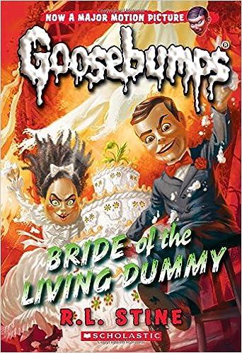 bride of the living dummy classic goosebumps 35 livros na