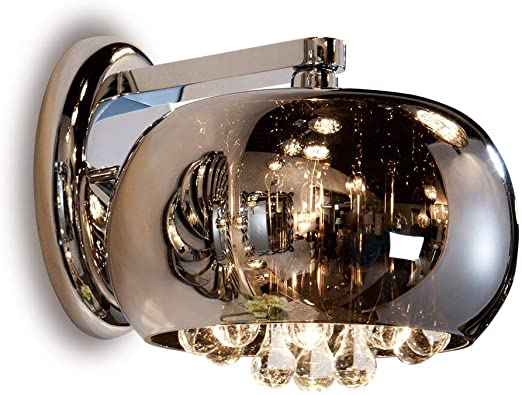 Schuller Verceral 509327 Argos Wandleuchte 1 L: Amazon.es: Iluminación