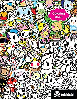 tokidoki coloring pages tokidoki Coloring Book: tokidoki: 9781454921813: Amazon.com: Books tokidoki coloring pages
