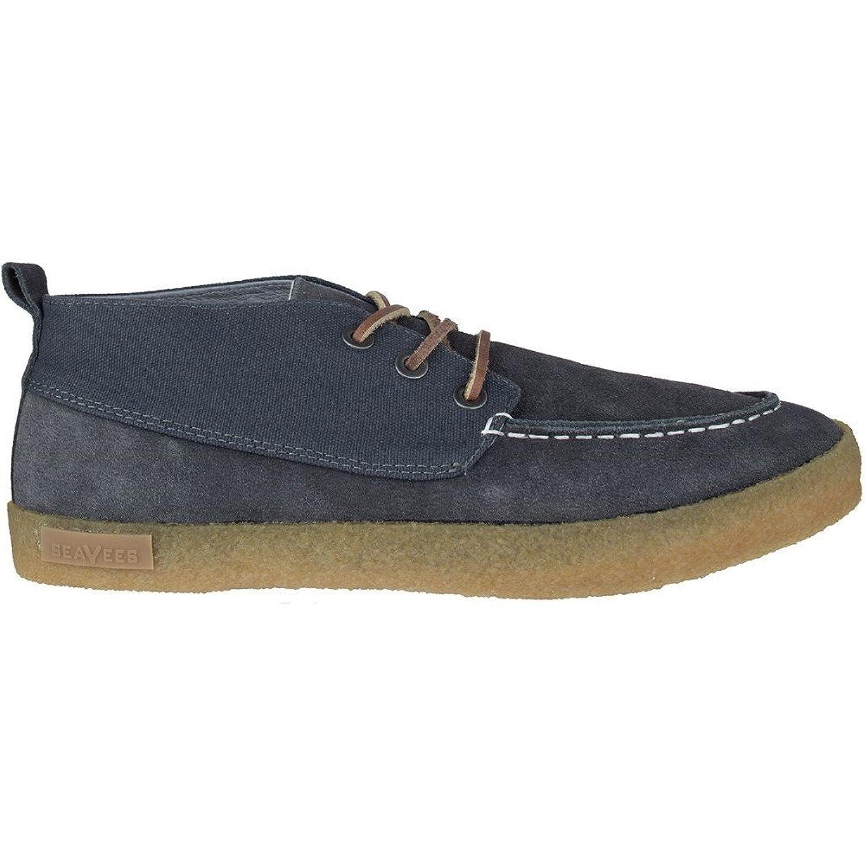(シービーズ) SeaVees メンズ シューズ靴 スニーカー Monterey Suede Sneakers [並行輸入品] B07CBNQGPZ