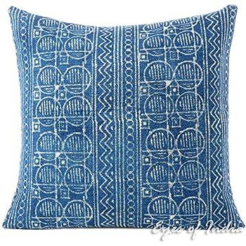 Amazon Com Eyes Of India 24 Quot Indigo Blue Decorative