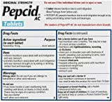 Pepcid AC Original Strength All-Day with 10 mg