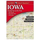 Iowa Atlas & Gazetteer (Delorme Atlas & Gazetteer)