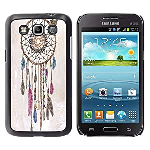 Dragon Case - FOR Samsung Galaxy Win I8550 - Live a noble - Caja protectora de pl??stico duro de la cubierta Dise?¡Ào Slim Fit