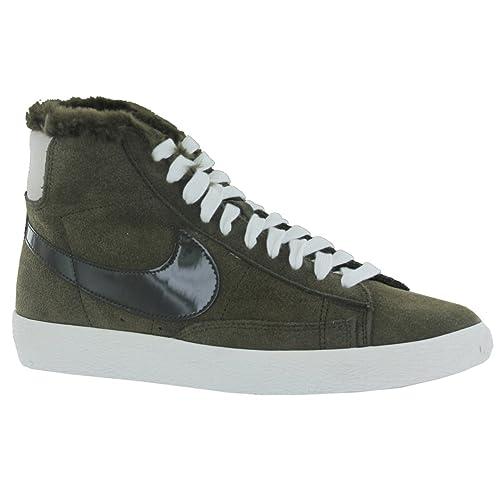 nike donna verde militare scarpe