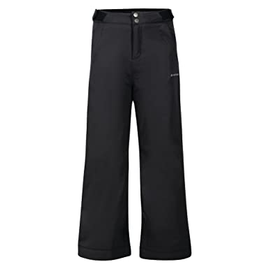 1d4dc547a Dare2B Whirlwind II Waterproof And Breathable Insulated Kids Ski Pants  Salopettes, Black, Size 3